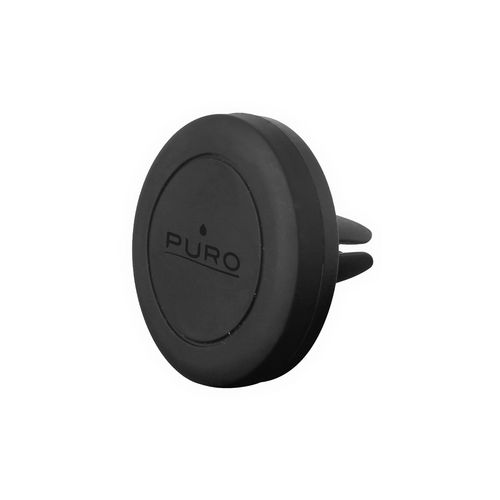 Puro Universal Magnetic Car Vent Holder - black