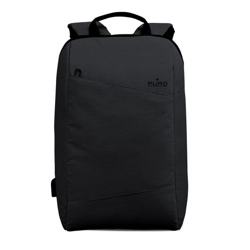 Puro Byday Backpack MacBook Pro [15 inch] - black
