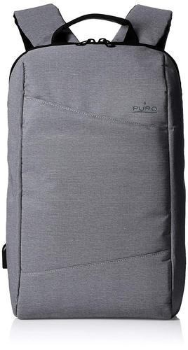 Puro Byday Backpack MacBook Pro [15 inch] - grey