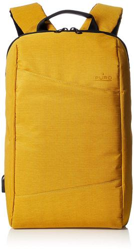 Puro Byday Backpack MacBook Pro [15 inch] - yellow