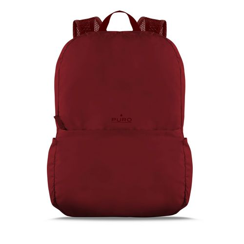 Puro Tender Foldable Backpack 16L - bordeaux