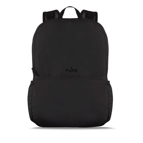 Puro Tender Foldable Backpack 16L - black