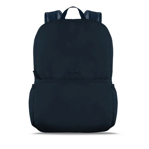 Puro Tender Foldable Backpack 16L - blue
