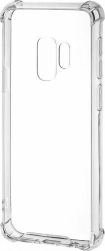 Scutes Hybrid Backcover - Galaxy Pro S9+ - crystal clear