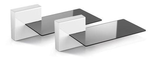 Ghost Cubes: SOUNDBAR (2x Shelf, 2x Cubes) - white