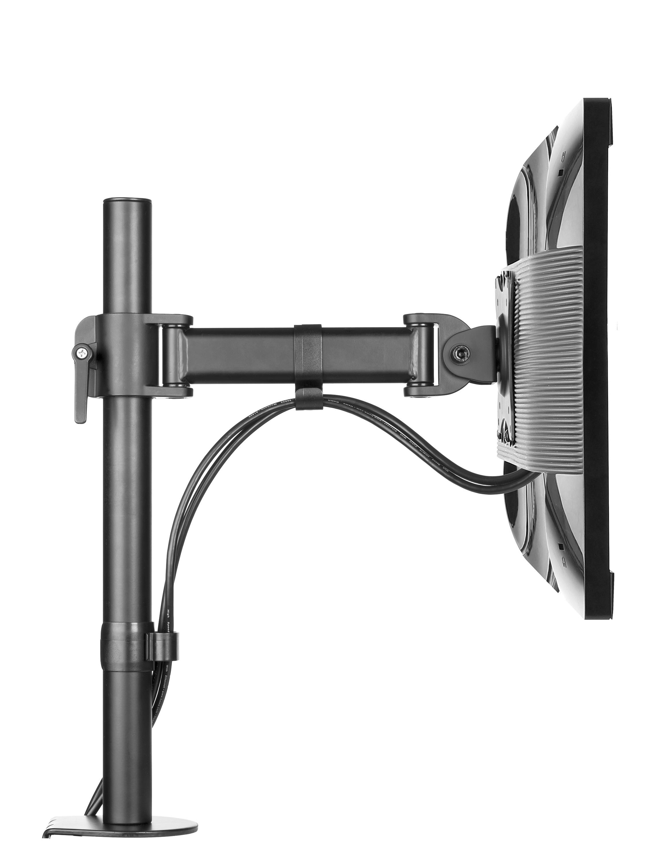Desk 100R - Monitor-Halterung für Schreibtisch [13-27 Zoll ...