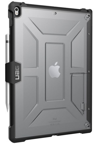 UAG Plasma Case - iPad Pro (12.9 Screen) - ice (transparent)