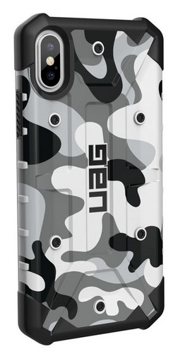 UAG Pathfinder Limited Edition Case - iPhone X/XS (5.8 Screen) - white camo
