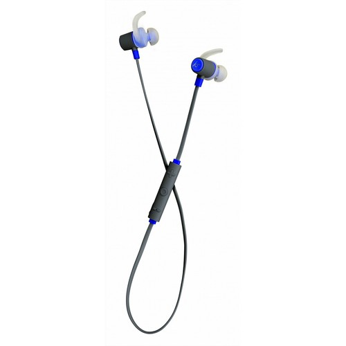 KitSound Outrun Sport Wireless Earbuds - blue