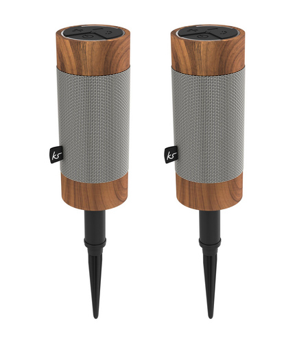 KitSound Diggit BT Garden Speaker DUO