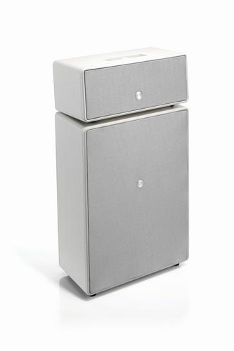 Audio Pro Drumfire Speaker - white