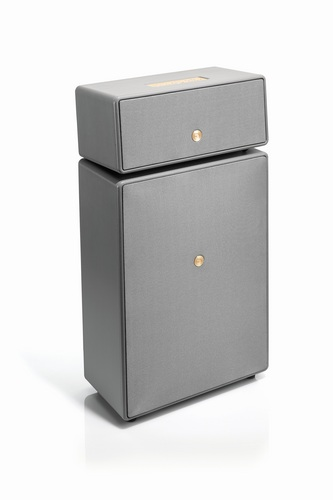 Audio Pro Drumfire Speaker - grey
