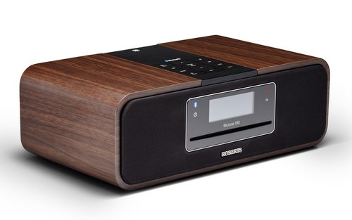 Roberts BluTune 100 DAB+/ BT Radio and CD Player - wood