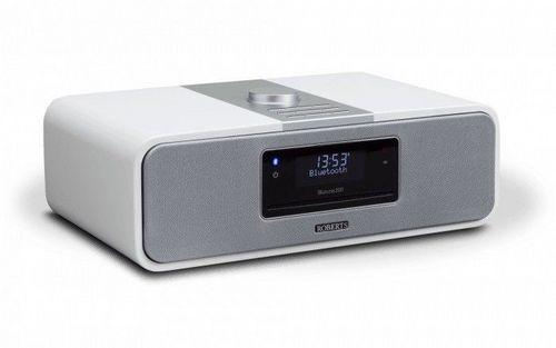 Roberts BluTune 200 DAB+/ BT Radio and CD Player - white