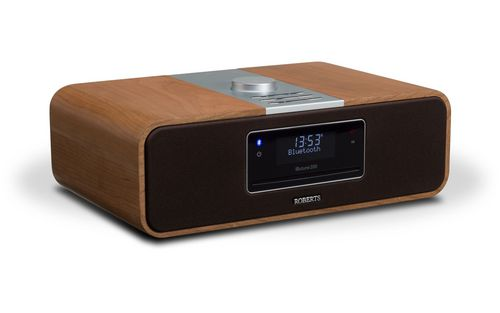 Roberts BluTune 200 DAB+/ BT Radio and CD Player - cherry