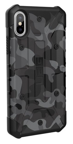 UAG Pathfinder Limited Edition Case - iPhone X/XS - mignight camo