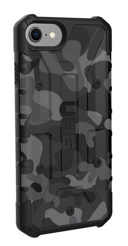UAG Pathfinder Limited Edition Case - iPhone 8/7/6S (4.7 Screen) - midnight camo