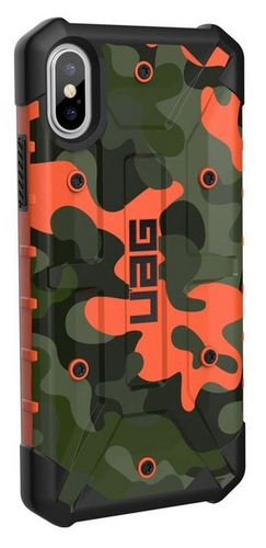 UAG Pathfinder Limited Edition Case - iPhone X (5.8 Screen) - hunter camo