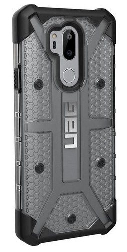 UAG Plasma Case - LG G7 - ice (transparent)
