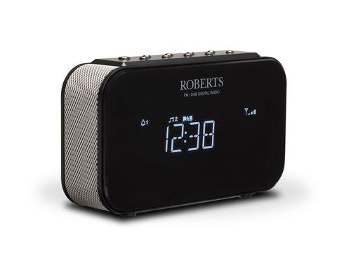 Roberts Ortus 1 DAB+ Radiowecker - black