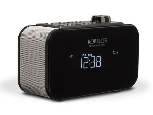 Roberts Ortus 2 DAB+ Radiowecker - black