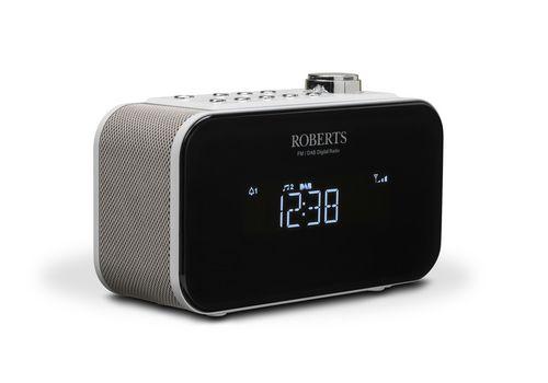 Roberts Ortus 2 DAB+ Radiowecker - white