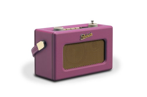 "Roberts Revival Uno DAB+ Radiowecker ""Spring Collection"" - pink cadillac"