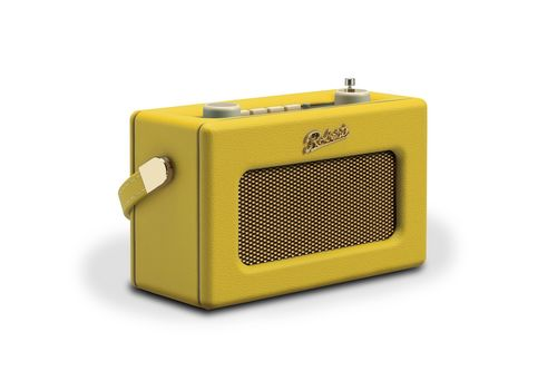 "Roberts Revival Uno DAB+ Radiowecker ""Spring Collection"" - yellow submarine"