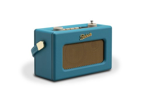 "Roberts Revival Uno DAB+ Radiowecker ""Spring Collection"" - blue monday"