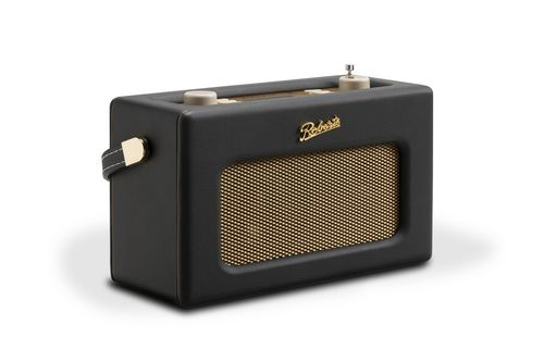 Roberts Revival RD70 DAB+/ BT Radiowecker - black