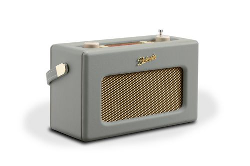 Roberts Revival RD70 DAB+/ BT Radiowecker - dove grey