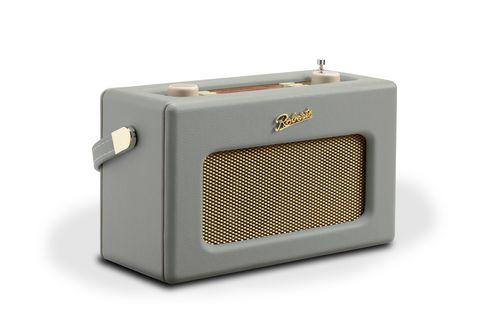 Roberts Revival RD70 DAB+/ BT Radiowecker - dove grey