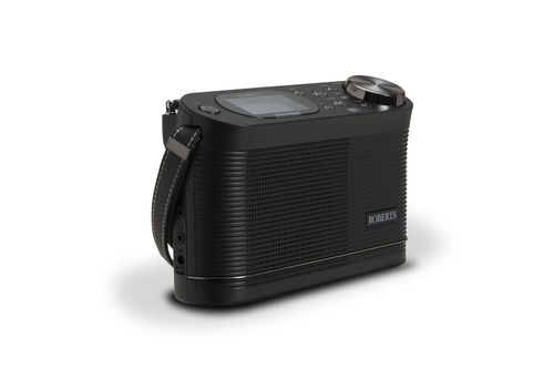 Roberts Stream 104 DAB+ / Smart Radio - black