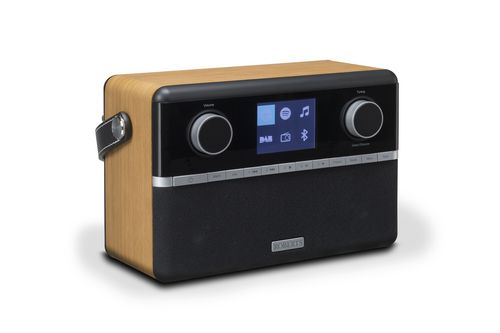 Roberts Stream 94i DAB+/ BT/ Smart Radio - black