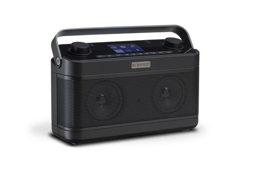 Roberts Stream 218 DAB+ / Smart Radio - black