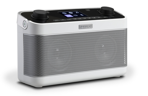 Roberts Stream 218 DAB+ / Smart Radio - white