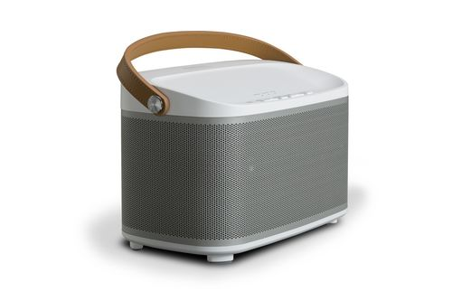 Roberts R1 Wireless Multiroom Speaker - white