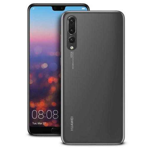 Puro 0.3 Nude Cover - Huawei P20 pro - transparent