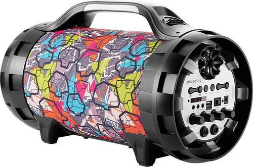 Bigben - Bluetooth-Speaker BT50 - Graff