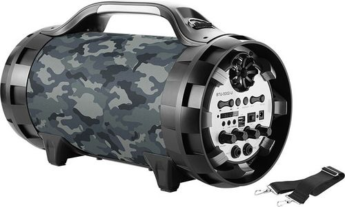 Bigben - Bluetooth-Speaker BT50 - Army