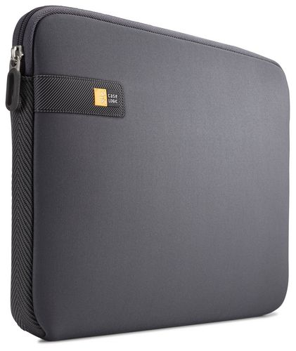 Case Logic Slim-Line LAPS Notebook Sleeve [15-16 inch] - graphite grey