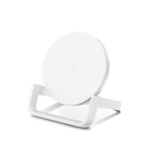 Belkin Boost Up Qi Wireless Charging Stand Universal [10W] - white
