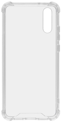 Scutes Hybrid Backcover - Huawei P20 - crystal clear