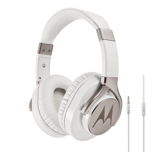 Motorola Kabelgebundener Over-Ear Kopfhörer - Pulse Max - white