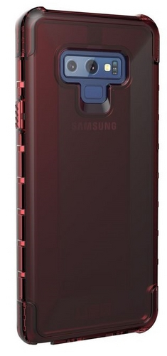 UAG Plyo Case - Samsung Galaxy Note 9 - crimson