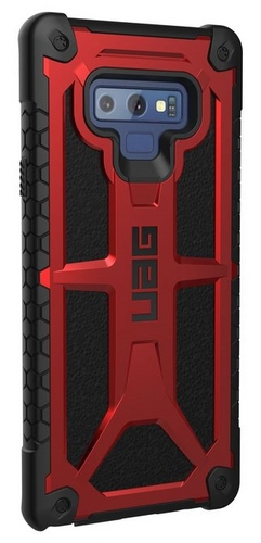 UAG Monarch Case - Samsung Galaxy Note 9 - crimson