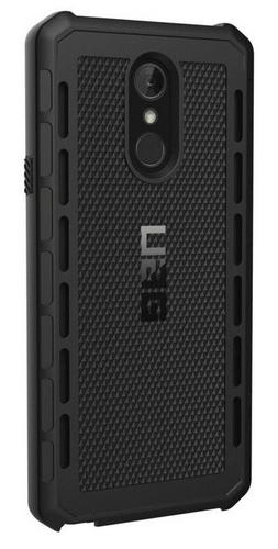 UAG Outback Case - LG Q Stylus - black