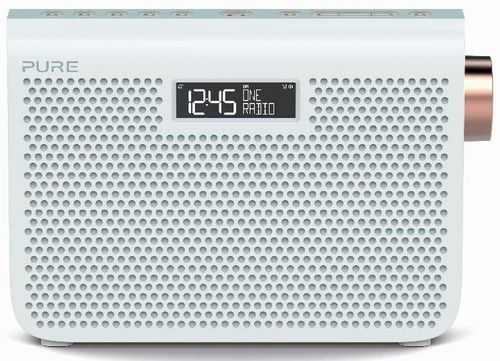 Pure One Midi Series 3s FM/DAB+ Radio - jade white