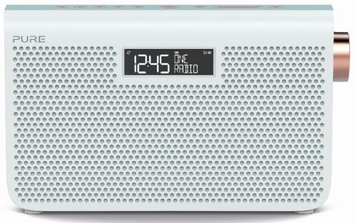 Pure One Maxi Series 3s FM/DAB+ Radio - jade white