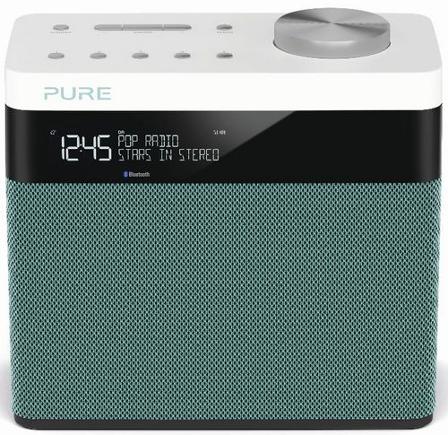 Pure Pop Maxi S FM/DAB+/BT Radio - mint